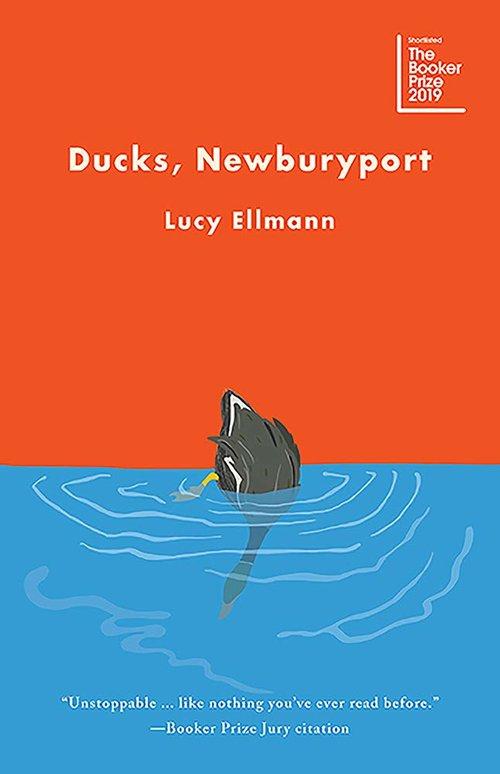 "Life Sentence: On Lucy Ellmann's ""Ducks, Newburyport"""